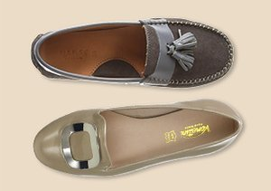 Uptown Style: Kids' Shoes
