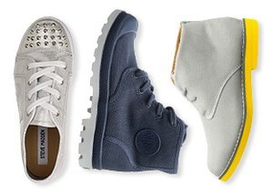 Downtown Style: Kids' Shoes