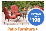 Shop for Patio Furniture