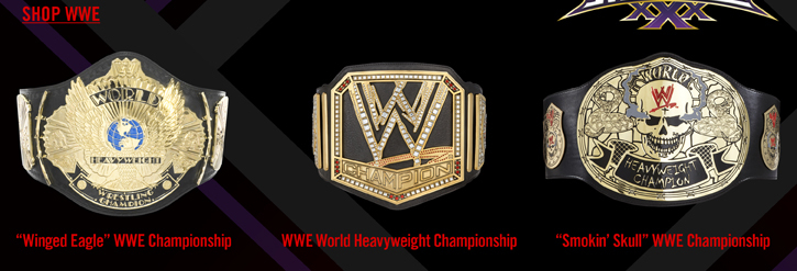 SHOP WWE