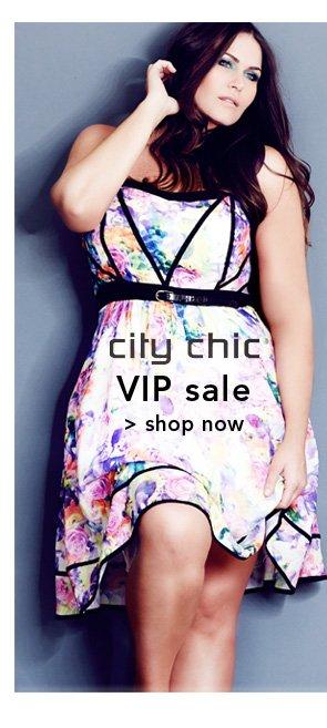 Shop City Chic VIP Sale