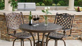 Dreaming of Summer: Outdoor Furniture & Rugs