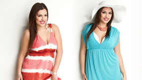 Cover-Ups from Peppermint Bay and Marilyn Monroe