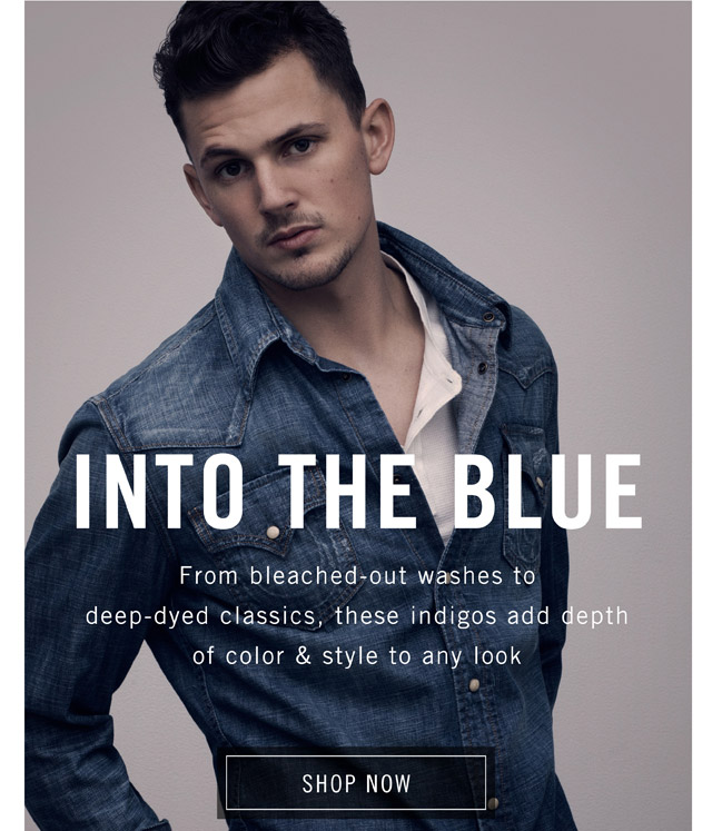 Into The Blue - Shop Now