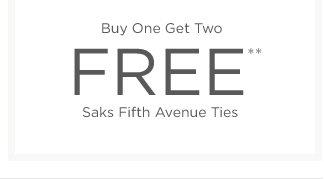 Buy 1 Get 2 Free Ties