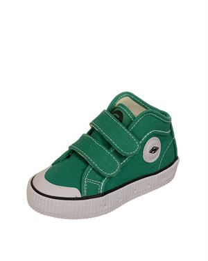 Sanjo Velcro Kid's Ankle Sneakers Made In Portugal