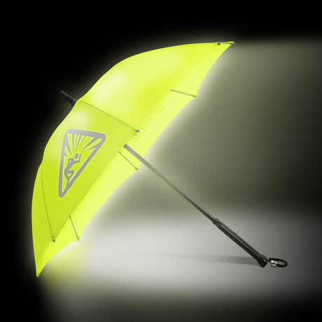 StrideLite Lighted Safety Umbrella