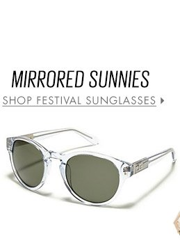 SHOP FESTIVAL SUNGLASSES