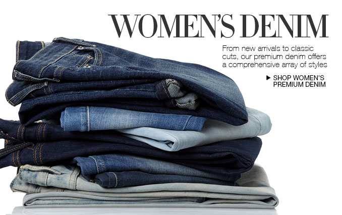 Shop Denim - Ladies