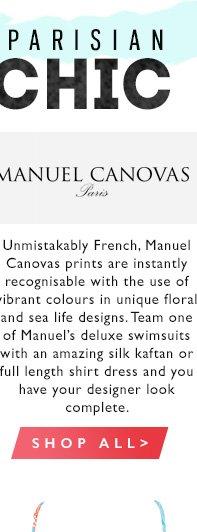 Shop All Manuel Canovas