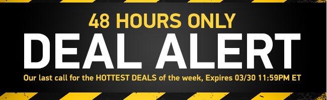 Top deals of the week!