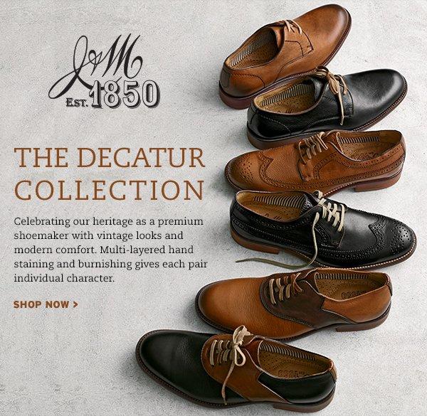 the Decatur Shoe