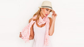 185 of Our Favorite New Spring Scarves