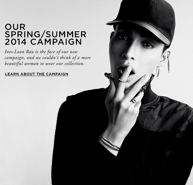 Pushing the Boundaries with our Spring 2014 Campaign. Learn about the campaign in Alexis' words