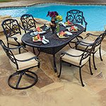 San Paulo 7-Piece Patio Dining Set
