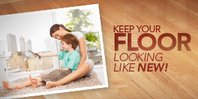 Keep Your Floor Looking Like New