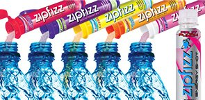 Zipfizz Healthy Energy Drink Mix in Assorted Flavors or Fruit Punch Energy Shot