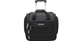 Ciao Rolling Carry On Under Seat Rolling Bag