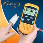 Quest Hand Held Pulse Oximeter