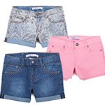Vigoss Jeans Girls' Short