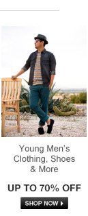 Mens Clothing, Shoes and More