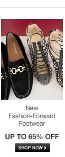 Fashion Forward Footwear