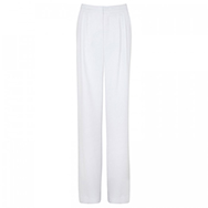ALICE AND OLIVIA - Wide leg crepe trousers