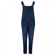 CURRENT/ELLIOTT - The Ranch Hand stretch denim dungarees