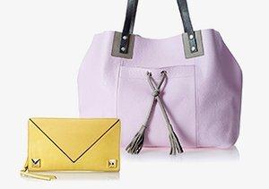 Spring Pastels: Handbags & Accessories
