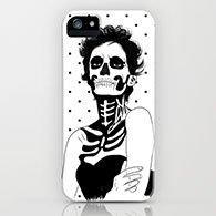 Lady Skull Dots