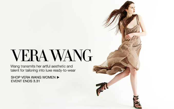 Shop Vera Wang - Ladies