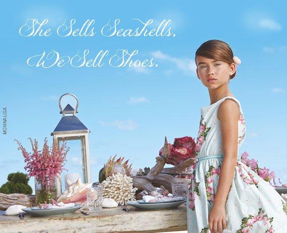 She Sells Seashells,