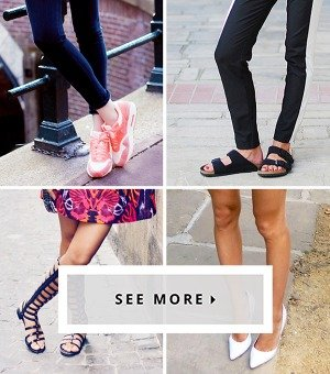 What are the key footwear trends I should know about this spring?