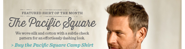 Buy the Pacific Square Camp Shirt