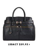 Legacy Black - $39.95