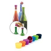 Silicone Stopper for wine, 2-pcs