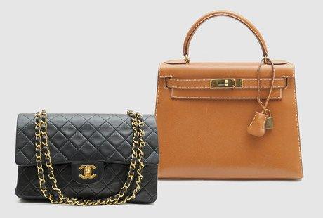 Vintage Luxury Handbags