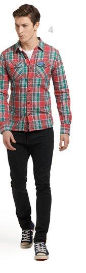 Lumberjack Twill Shirt