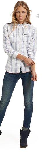 Emmanuelle Shirt