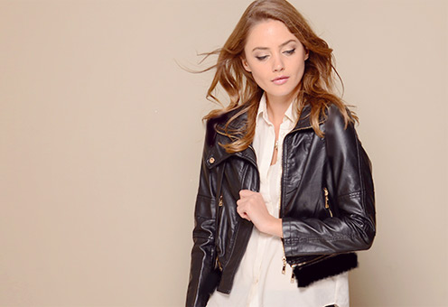 Leather, Lace & Rock 'n' Roll Style!