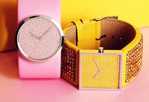 Leather Designer Watches