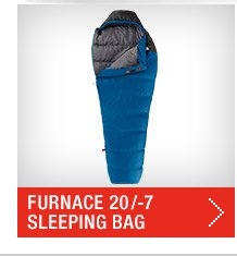 FURNACE 20/-7 SLEEPING BAG