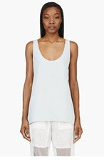 MAIYET Ice Blue Tank Top for women