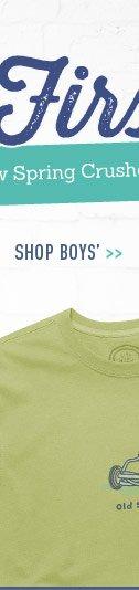 Shop Boys Crushers