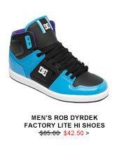Men's Rob Dyrdek Factory Lite Shoes $42.50
