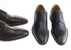 Best Foot Forward: Dress Shoes
