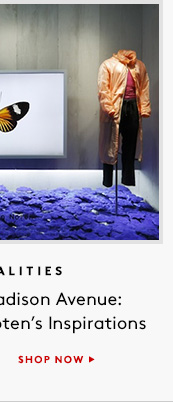 Your insider access to Barneys New York: Style, news, trends, and more on The Window.