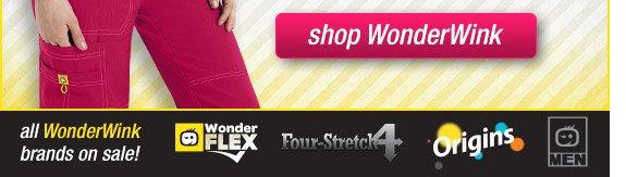 Shop WonderWink