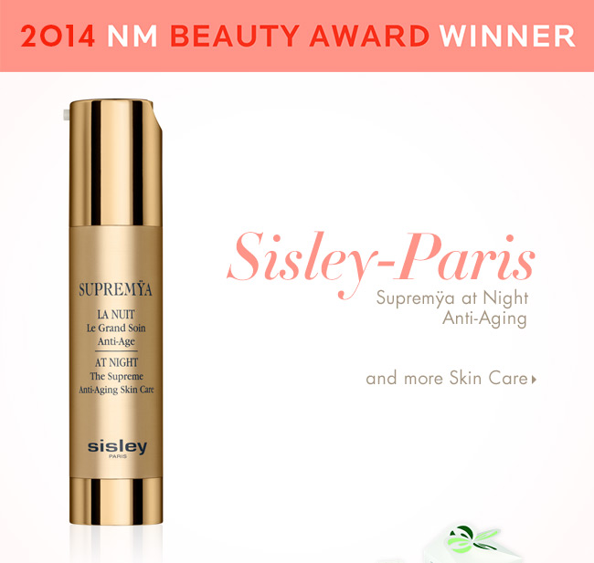 Award-winning Sisley-Paris + Free Gift