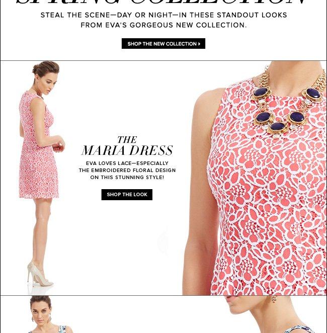 Eva Mendes Spring Collection!